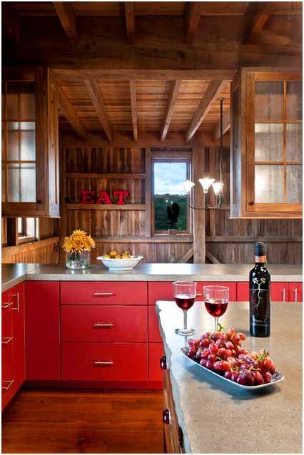 Tư vấn thiết kế bếp nhà phố 2 tầng đơn giản và hiện đại